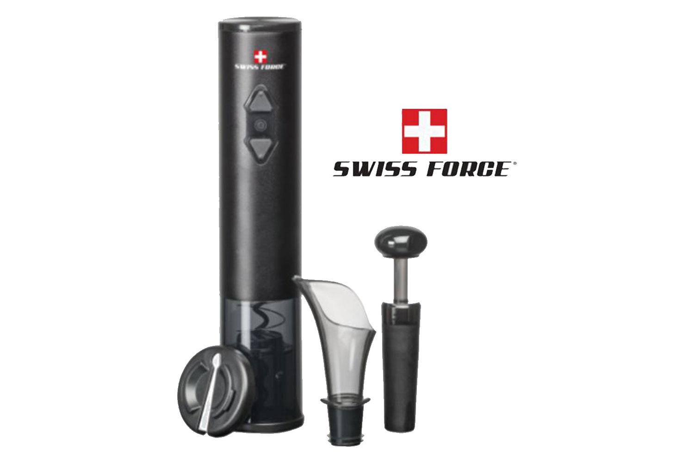 Ensemble ouvre-bouteille de vin Swiss Force®